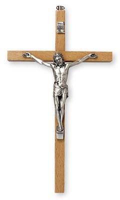 Beechwood Crucifix (20cm)