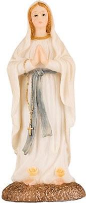 Lourdes Statue (13cm)