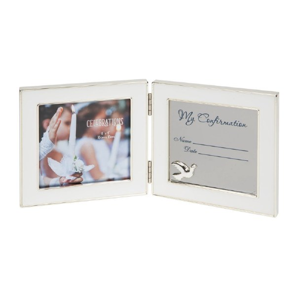 Double Confirmation Photoframe