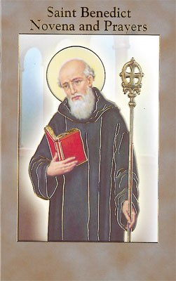 St Benedict Novena and Prayers