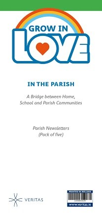 Grow in Love In the Parish Newsletters pack of 5