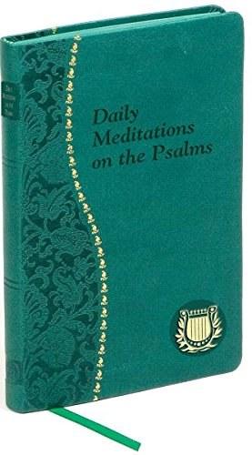 Daily Meditation on the Psalms