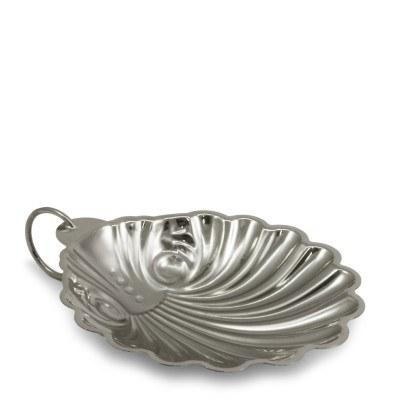 Silver Baptismal Shell