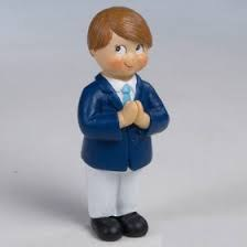 Holy Communion Figurine (Boy)