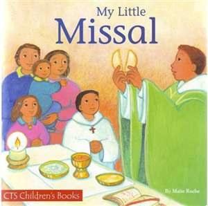 My Little Missal - Paperback