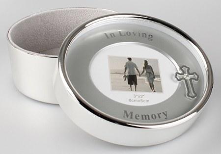 In Loving Memory Keepsake Box