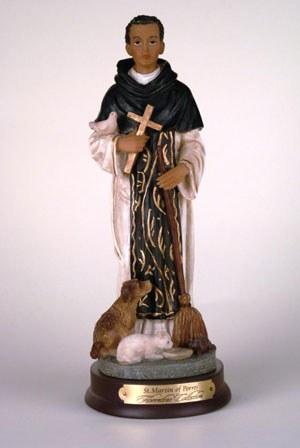 St Martin Statue (20cm)