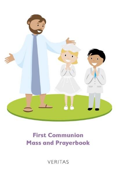 First Communion Mass and Prayerbook
