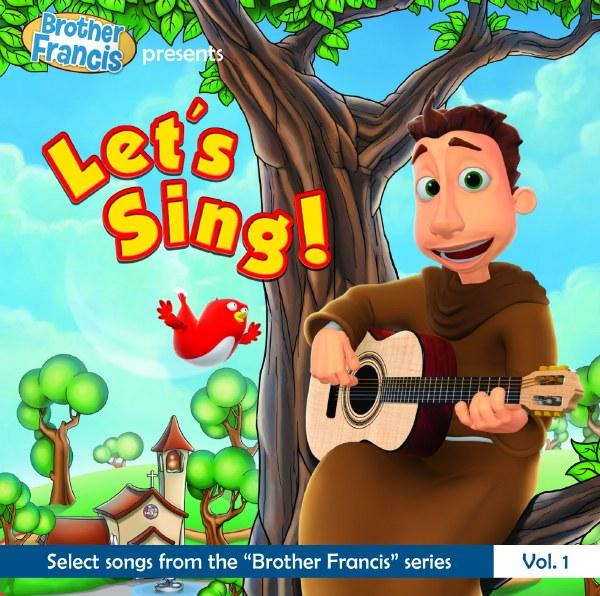 Let's Sing Vol 1 CD