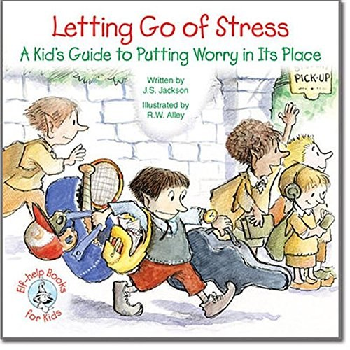 OP - Letting Go of Stress: A Kid's Guide to Putt