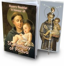 St Anthony Rosary Booklet