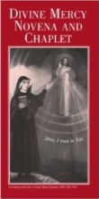 Divine Mercy Novena and Chaplet Pamphlet