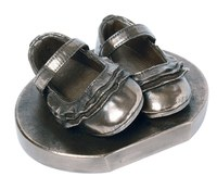 Genesis Baby Girl Booties