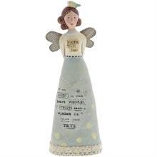 Faith Over Fear Angel Figure (25cm)