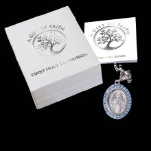Communion Sterling Silver Medal