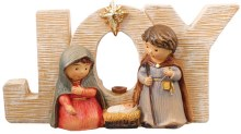 Joy Children's Nativity Decoration (6cm)