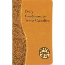 Daily Companion for Young Catholics, Tan, Imitatio
