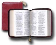 Ignatius Catholic Bible, Compact, Burgundy