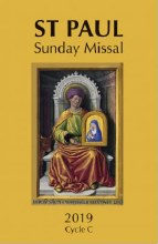 St Paul Sunday Missal 2019 Cycle C