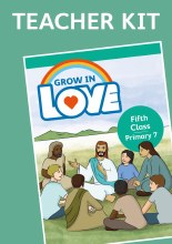 Grow In Love 7 Teacher Kit, 5th Class.