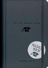 Little Black Book Address Book