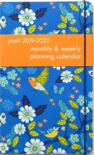 Posh Birds and Blossoms 2019-2020 Diary
