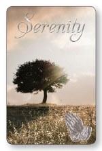 Prayer Leaflet- Serenity