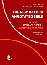 New Oxford Annotated Bible, paper, 5th edition