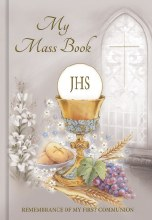 Symbolic First Holy Communion Mass Book