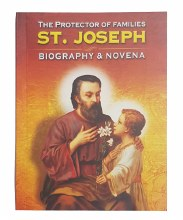The Protector of Families St Joseph Biography and Novena