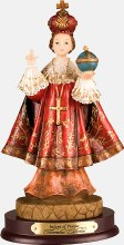 Child of Prague Florentine Statue (30cm)