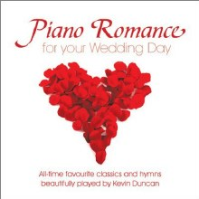 Piano Romance for your Wedding CD