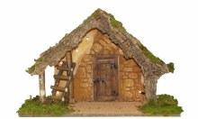 Nativity Shelter With Light