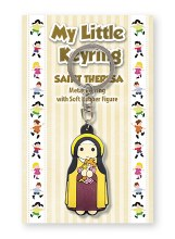 St Theresa Children's Keyring