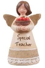 39358  Teacher Message Angel 10cm