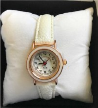 3280L Rose Gold First Holy Communion Watch
