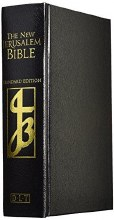 OP - New Jerusalem Bible Standard Black Leather