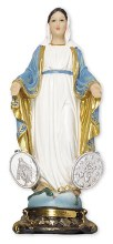 Florentine Miraculous Medal Statue (20cm)