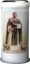 St Martin Pillar Candle