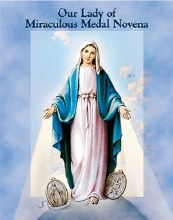 Our Lady of Miraculous Medal Novena Booklet