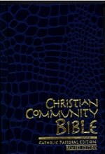 Christian Community Bible Standard Edition
