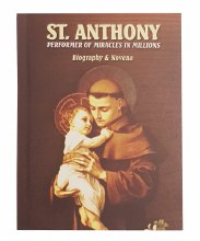 St Anthony Performer of Miracles in Millions