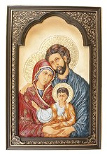 Veronese Holy Family Icon