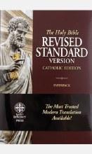 RSV Holy Bible, paperback
