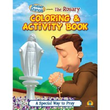 Brother Francis Coloring Book: The Rosary