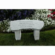 35920 Gone But Not Forgotten Memorial Bench