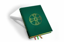 Book of Eucharistic Devotions Leather bound