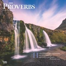 Proverbs Wall calendar 2020