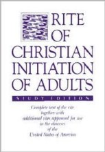 Rite of Christian Initiation of Adults, paper