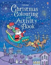 OP - Christmas Colouring and Activity Book